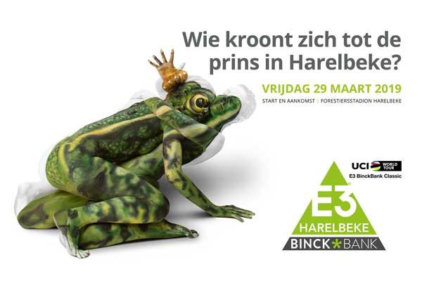 Commercial Bodypaint E3 Harelbeke
