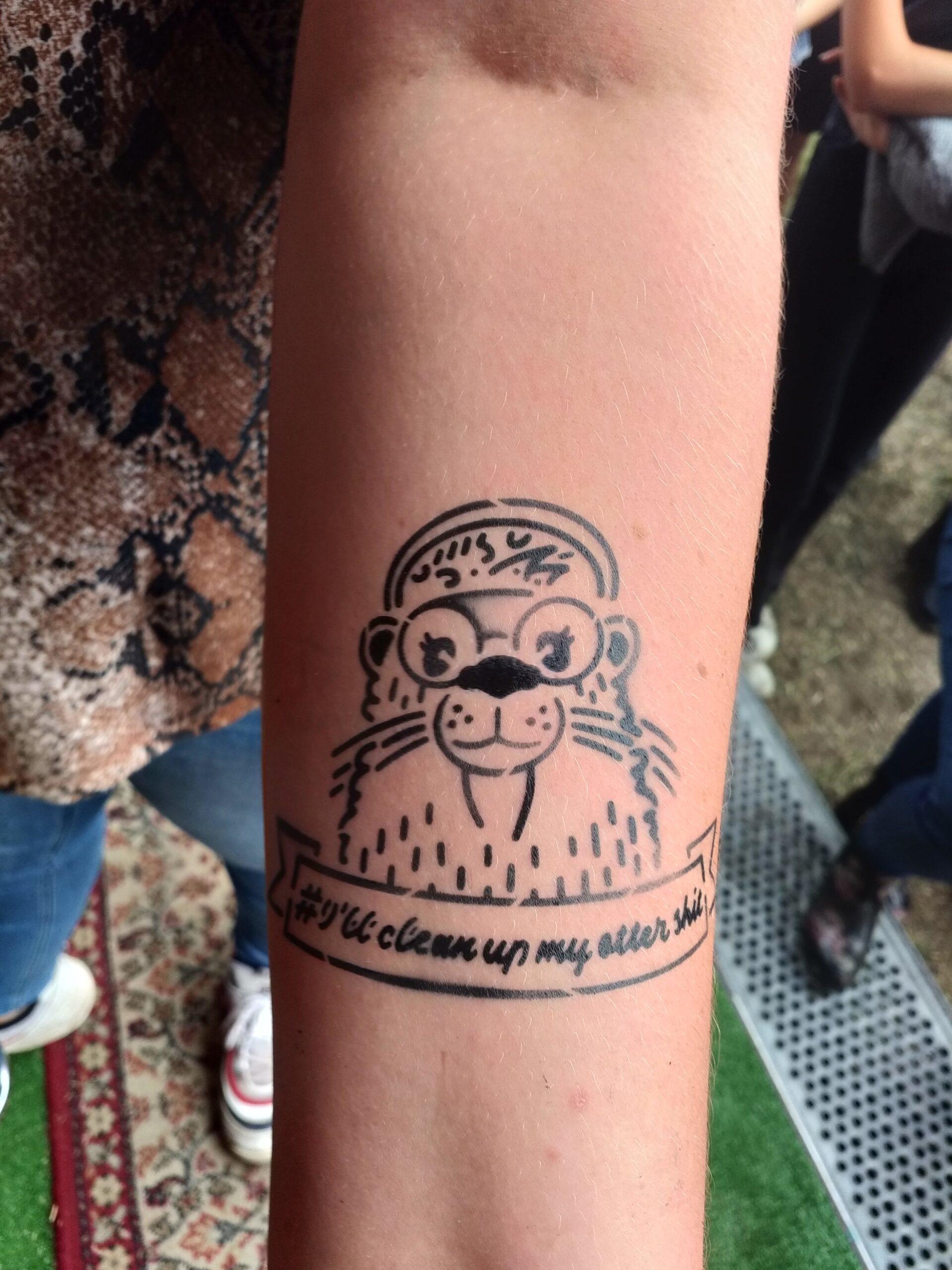 Festival Tattoo